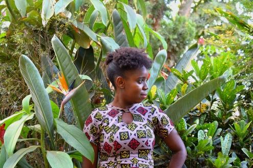 Pauline Nyokabi Kamau, Graduate Assistant